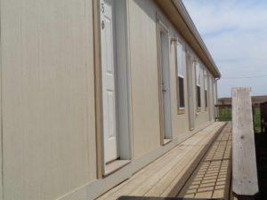 patio decks at Amber Hills