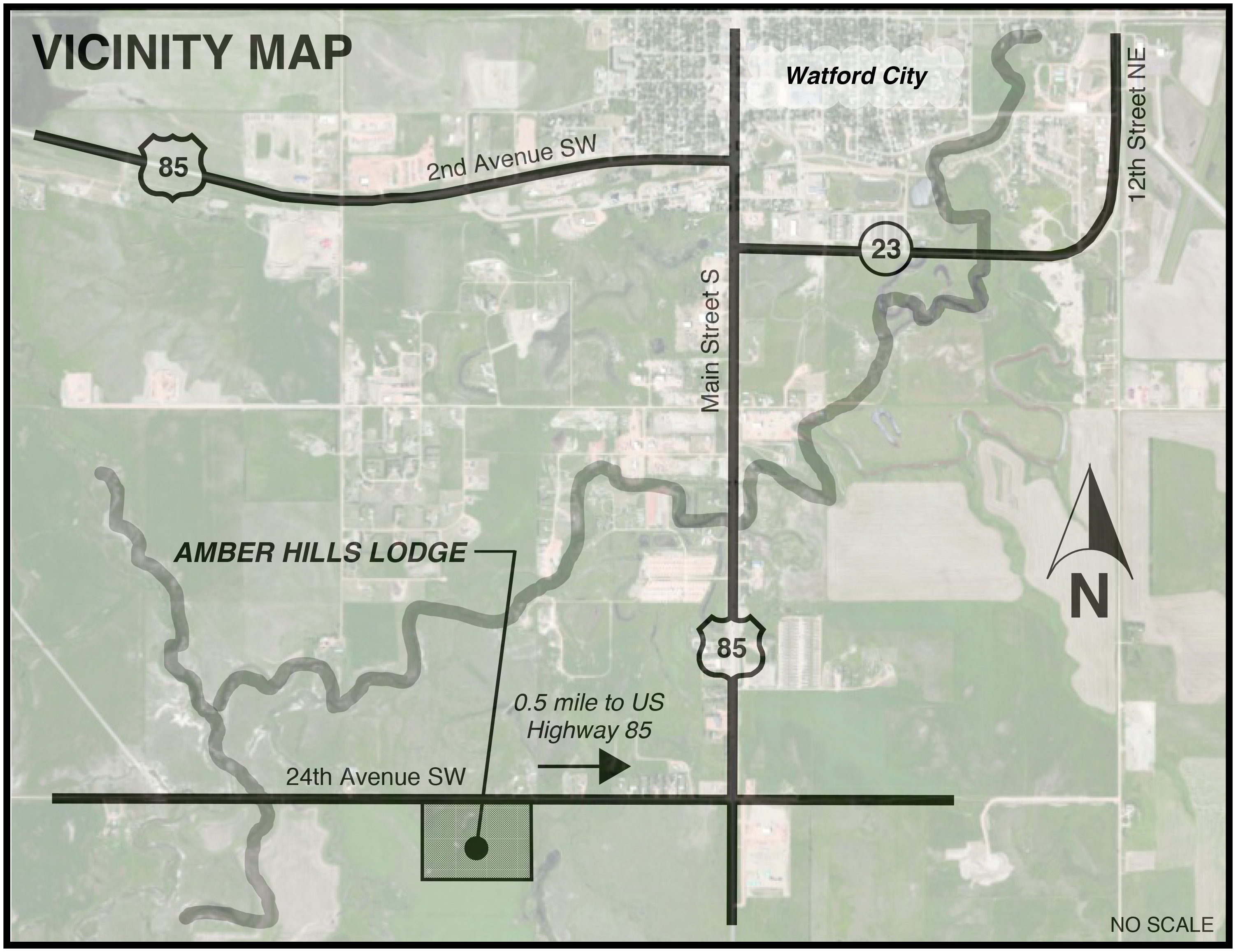 Map Of Watford City Nd 2013 Gallery Diagram Writing